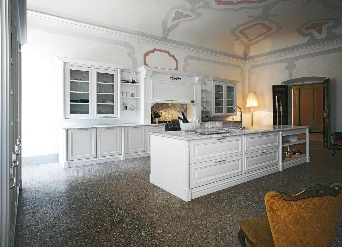 Cucine componibili Cesar Siena Toscana FALEGNAMERIA PIRONTI